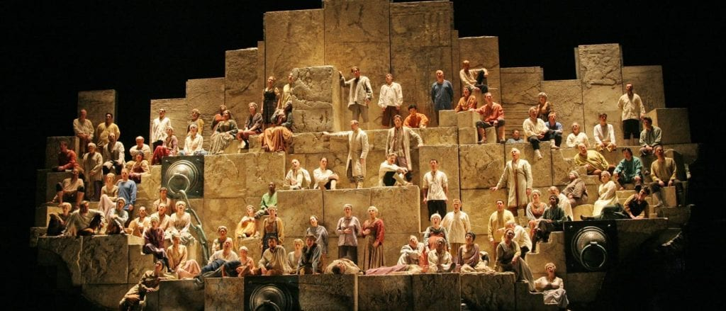 Verdi's Nabucco at the Metropolitan Opera