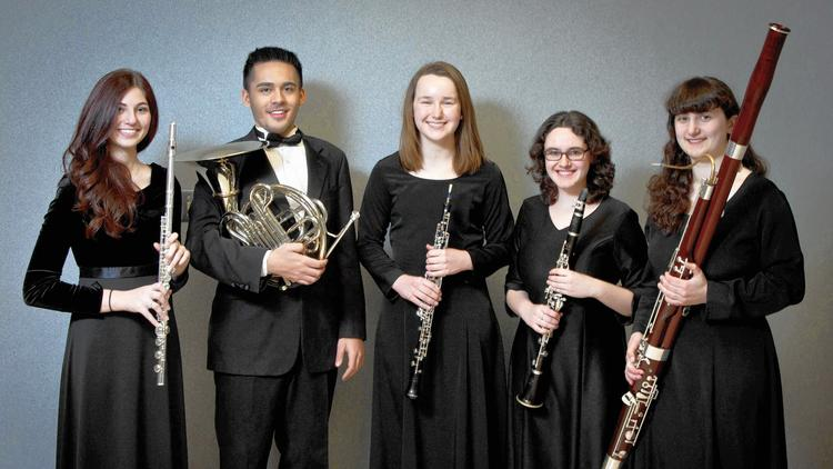 Honors wind quintet