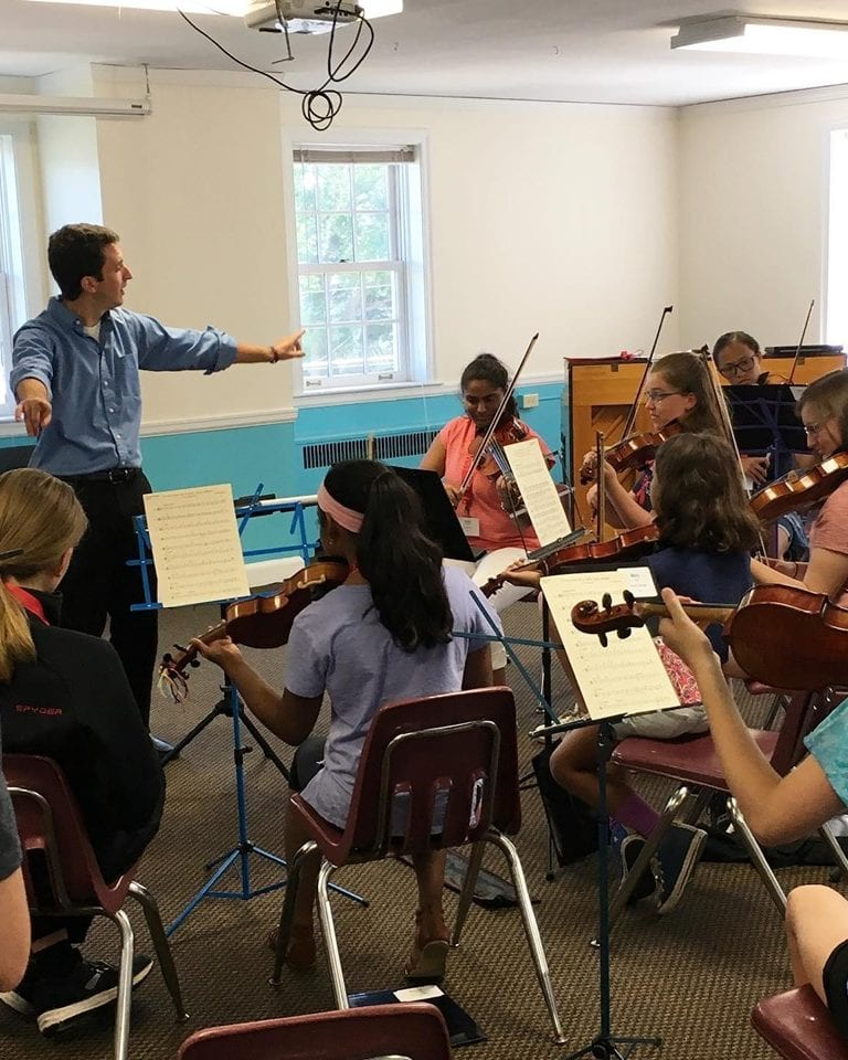 Summer Chamber Music Camp – Faculty
