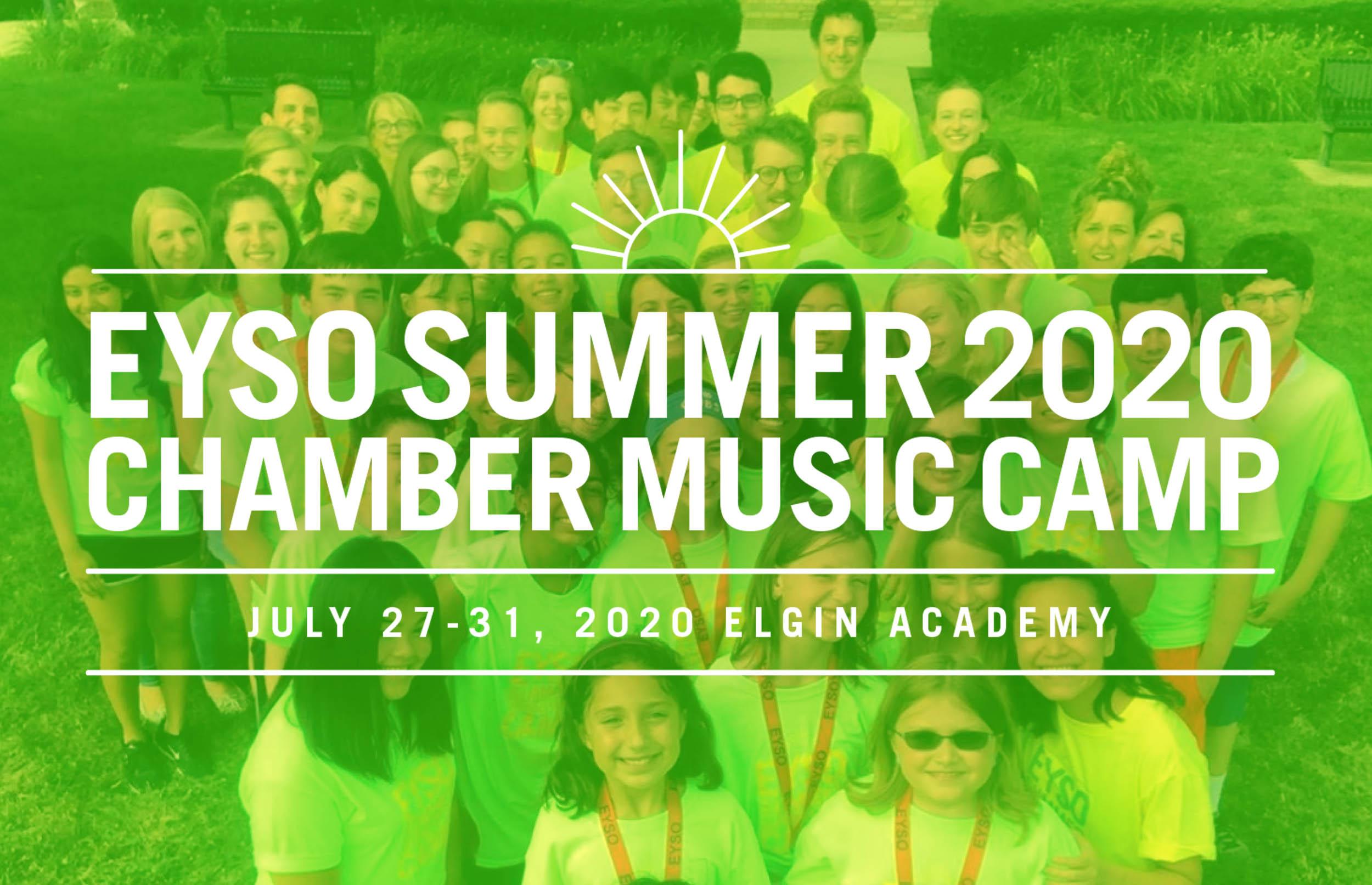 Summer Camp 2020 Banner