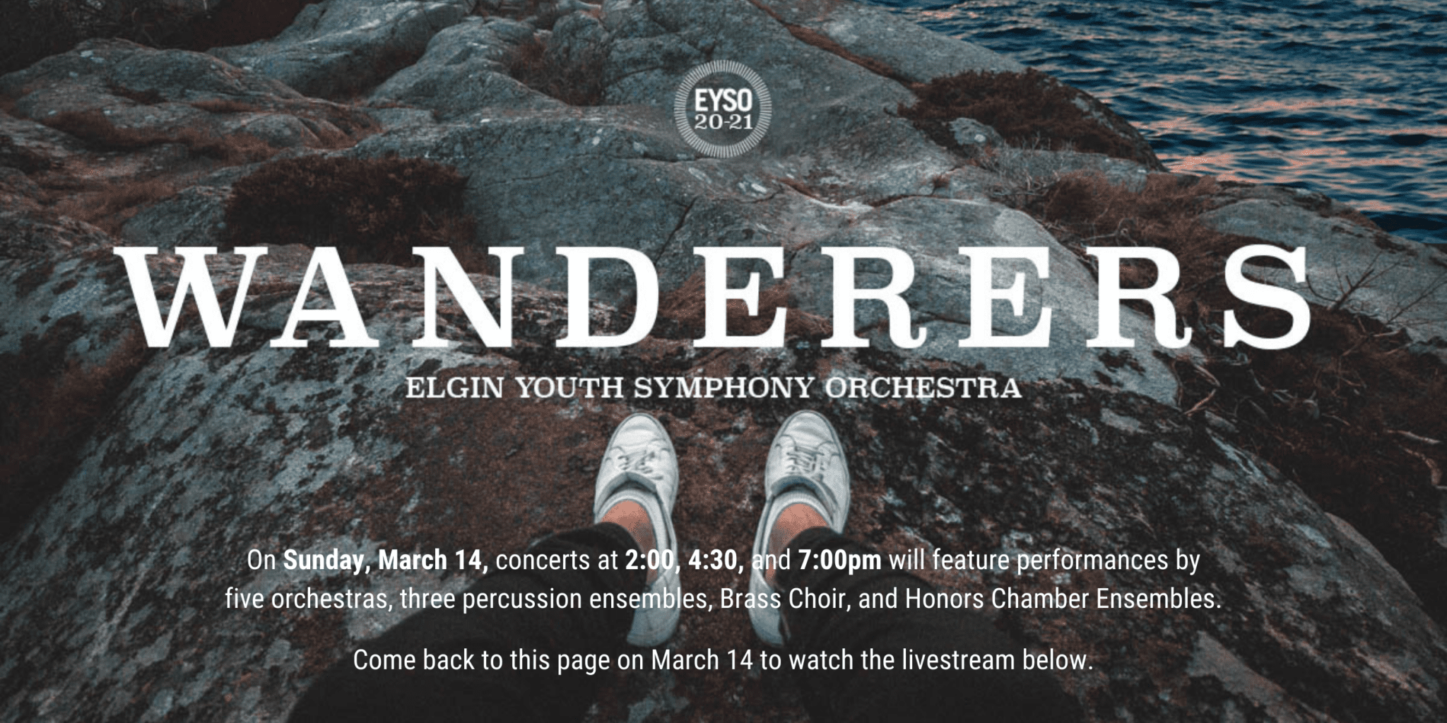 wanderers concert page banner FIVE orchestras