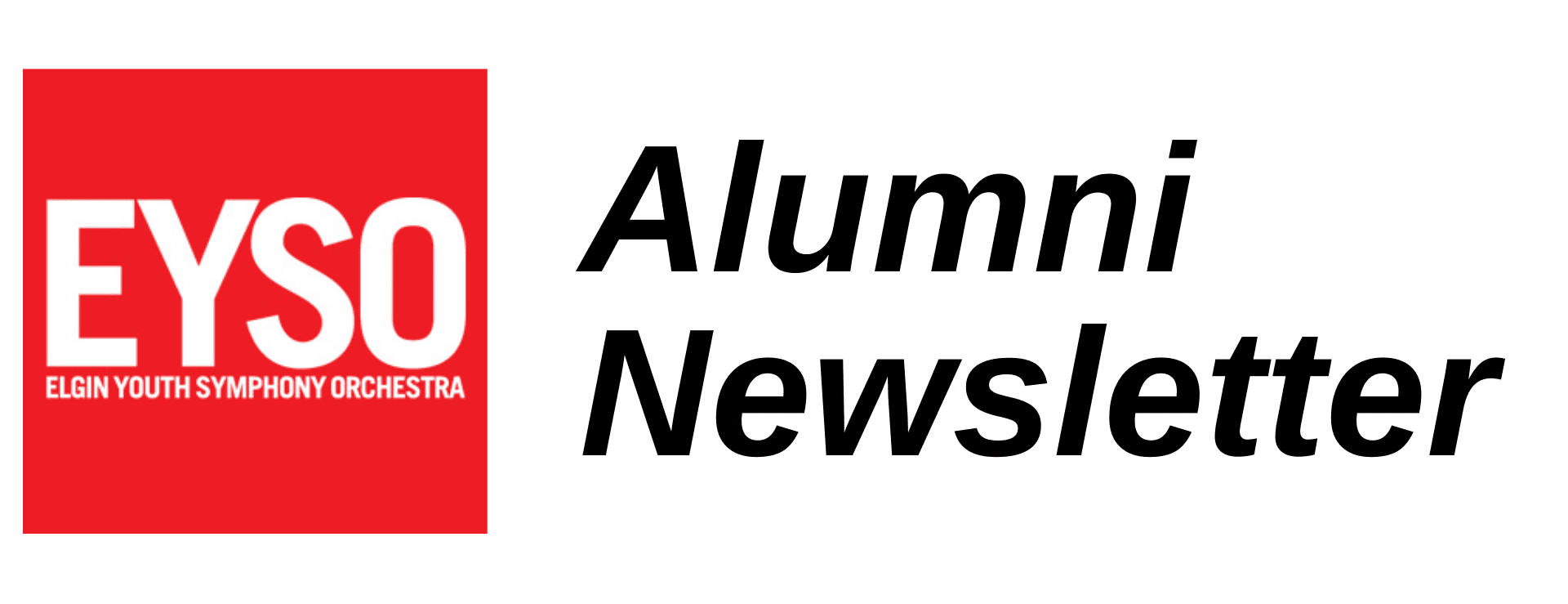 Alumni News Banner